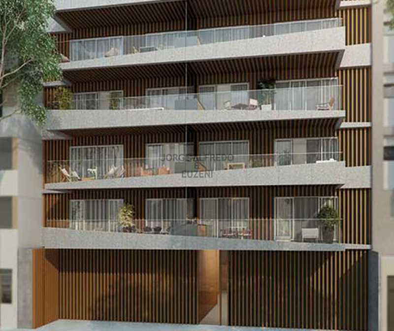 recanto-humaita-lancamento - Rua Visconde de Silva, 4 quartos, suite - JAAP40012 - 1