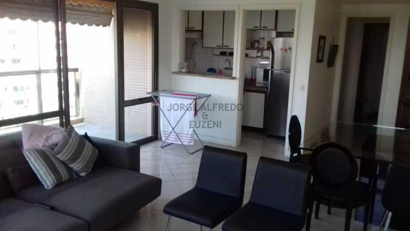 20161111_134420 - Barra da Tijuca, Avenida Sernambetiba, Cobertura, Duplex, Churrasqueira 3 suites, 3 vagas de garagem, sala, varanda, cozinha - JACO30004 - 7