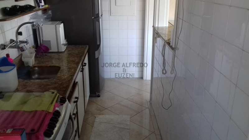 20161111_134437 - Barra da Tijuca, Avenida Sernambetiba, Cobertura, Duplex, Churrasqueira 3 suites, 3 vagas de garagem, sala, varanda, cozinha - JACO30004 - 8