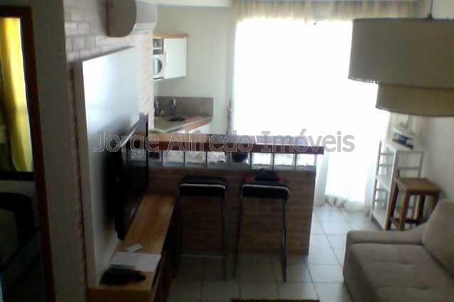 Foto criada em 18-08-12 a?s 0 - Apartamento 1 quarto à venda Recreio dos Bandeirantes, Rio de Janeiro - R$ 490.000 - JAAP10001 - 5