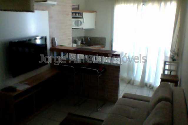 Foto criada em 18-08-12 a?s 0 - Apartamento 1 quarto à venda Recreio dos Bandeirantes, Rio de Janeiro - R$ 490.000 - JAAP10001 - 6