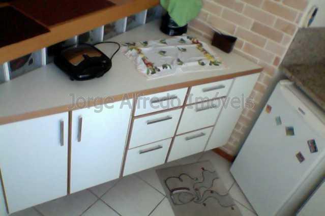 Foto criada em 18-08-12 a?s 0 - Apartamento 1 quarto à venda Recreio dos Bandeirantes, Rio de Janeiro - R$ 490.000 - JAAP10001 - 9
