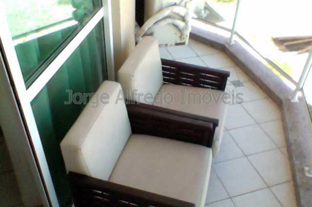 Foto criada em 18-08-12 a?s 0 - Apartamento 1 quarto à venda Recreio dos Bandeirantes, Rio de Janeiro - R$ 490.000 - JAAP10001 - 3