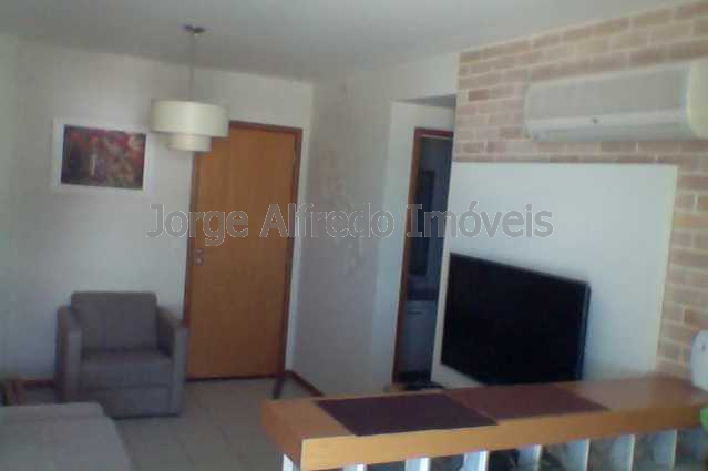 Foto criada em 18-08-12 a?s 0 - Apartamento 1 quarto à venda Recreio dos Bandeirantes, Rio de Janeiro - R$ 490.000 - JAAP10001 - 12