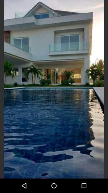 8b69fc81-d63d-401f-9492-1d89f0 - Magnifica Casa de 650m2 Condomínio Alphaville Barra da Tijuca Venda Mansão 5.900.000 - JACN50005 - 4