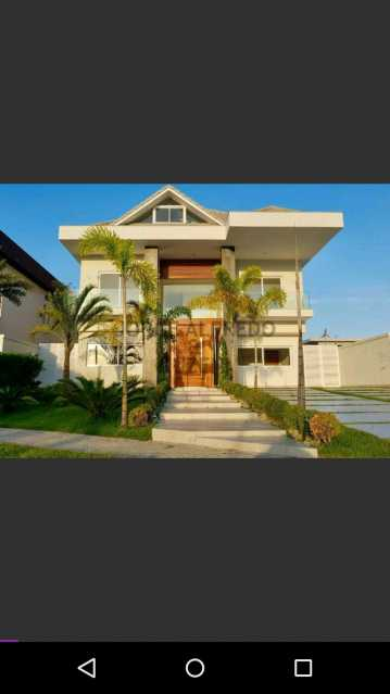 52a2532b-4627-4406-9daf-9f5904 - Magnifica Casa de 650m2 Condomínio Alphaville Barra da Tijuca Venda Mansão 5.900.000 - JACN50005 - 1