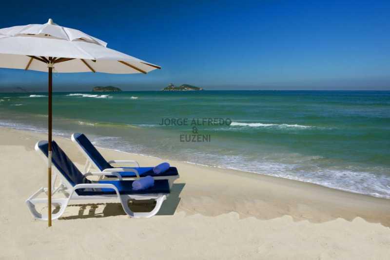 1.Beach_-1024x683 - Barra da Tijuca AV Lucio Costa 3150.Barra da Tijuca Cep 22630010 Rio de Janeiro Brazil - JAFL10014 - 5
