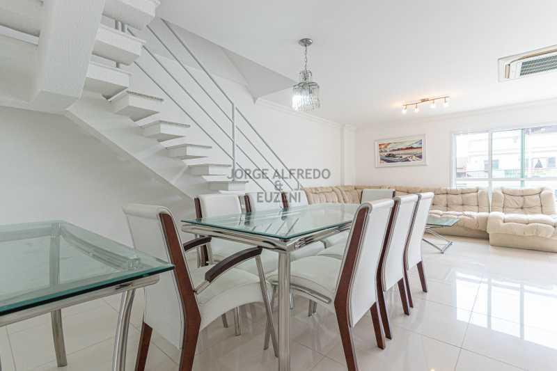 _MG_sala4 - Cobertura 3 quartos à venda Recreio dos Bandeirantes, Rio de Janeiro - R$ 1.400.000 - JACO30014 - 3