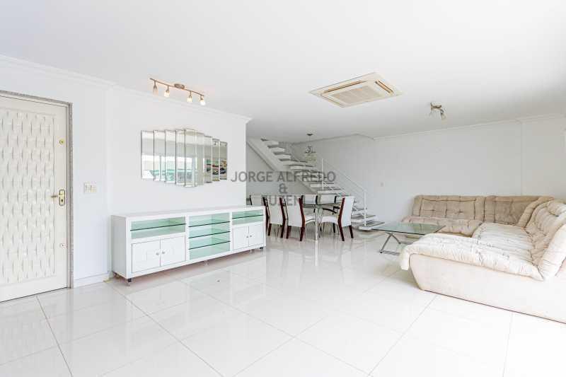 _MG_sala2 - Cobertura 3 quartos à venda Recreio dos Bandeirantes, Rio de Janeiro - R$ 1.400.000 - JACO30014 - 4
