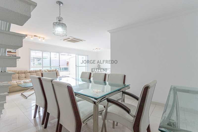 _MG_sala5 - Cobertura 3 quartos à venda Recreio dos Bandeirantes, Rio de Janeiro - R$ 1.400.000 - JACO30014 - 5