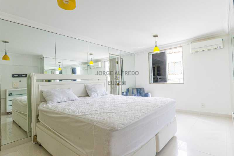 _MG_quarto principal1 - Cobertura 3 quartos à venda Recreio dos Bandeirantes, Rio de Janeiro - R$ 1.400.000 - JACO30014 - 7