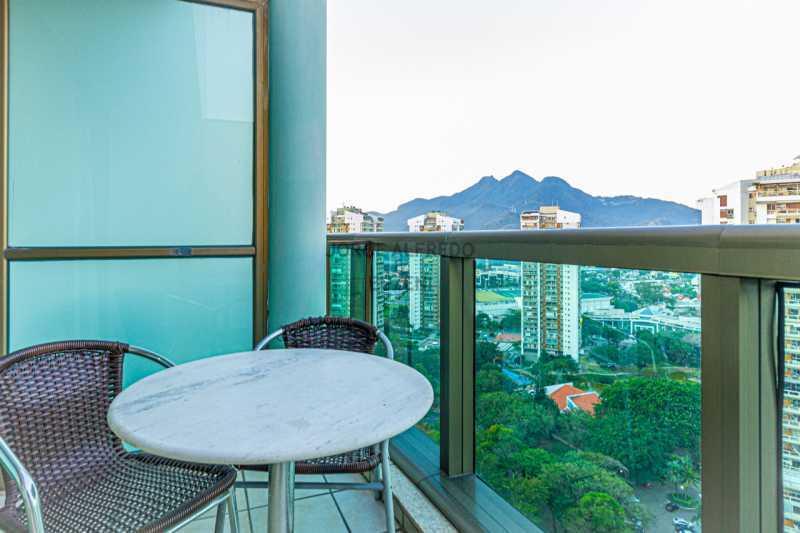 WhatsApp Image 2021-08-24 at 1 - Flat 1 quarto para alugar Barra da Tijuca, Rio de Janeiro - R$ 1.300 - JAFL10018 - 4