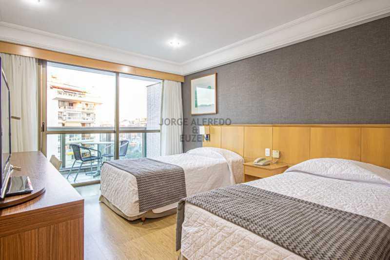 WhatsApp Image 2021-08-24 at 1 - Flat 1 quarto para alugar Barra da Tijuca, Rio de Janeiro - R$ 1.300 - JAFL10018 - 1