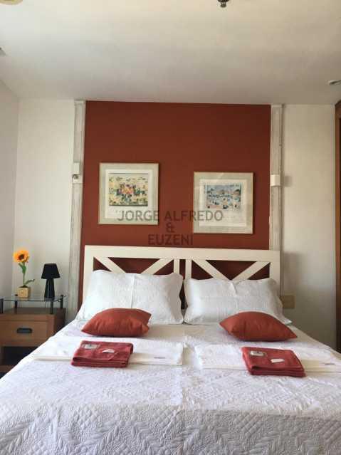 3. - Flat para alugar Barra da Tijuca, Rio de Janeiro - R$ 2.500 - JAFL00002 - 4