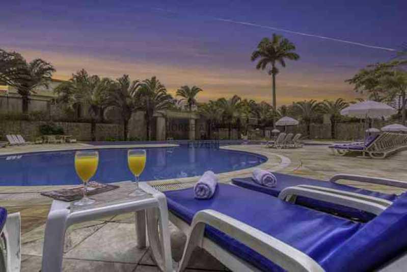 12. - Flat para alugar Barra da Tijuca, Rio de Janeiro - R$ 2.500 - JAFL00002 - 10