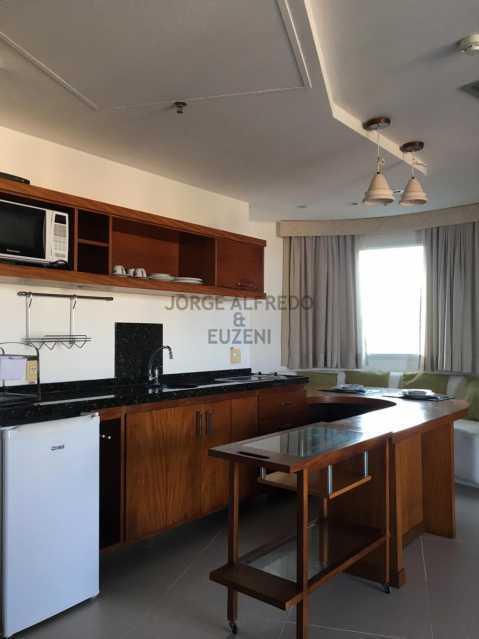 6. - Flat para alugar Barra da Tijuca, Rio de Janeiro - R$ 2.500 - JAFL00002 - 13
