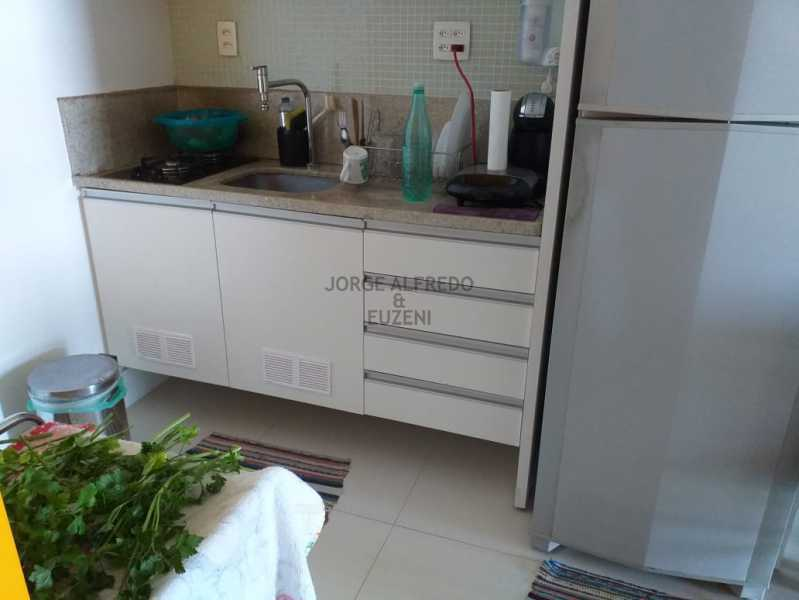 WhatsApp Image 2020-06-18 at 1 - Flat 1 quarto à venda Recreio dos Bandeirantes, Rio de Janeiro - R$ 650.000 - JAFL10022 - 6