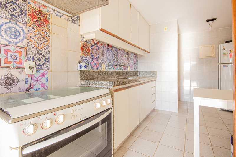 Cozinha 1 - Cobertura Vista Mar com 222 mt2 , Recreio dos Bandeirantes - JACO30017 - 13
