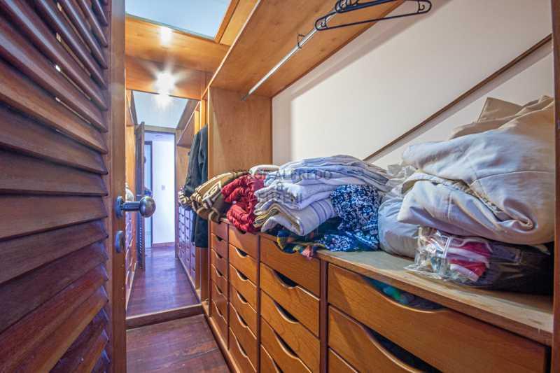 Closet - Cobertura Vista Mar com 222 mt2 , Recreio dos Bandeirantes - JACO30017 - 15