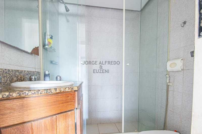 Banheiro Social - Cobertura Vista Mar com 222 mt2 , Recreio dos Bandeirantes - JACO30017 - 19