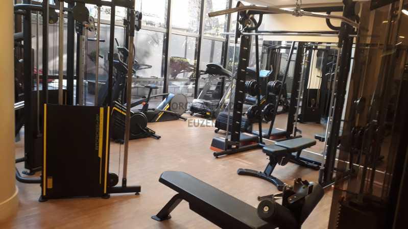 Sala Musculação - Apartamento 4 quartos à venda Indianópolis, São Paulo - R$ 1.540.000 - JAAP40034 - 3