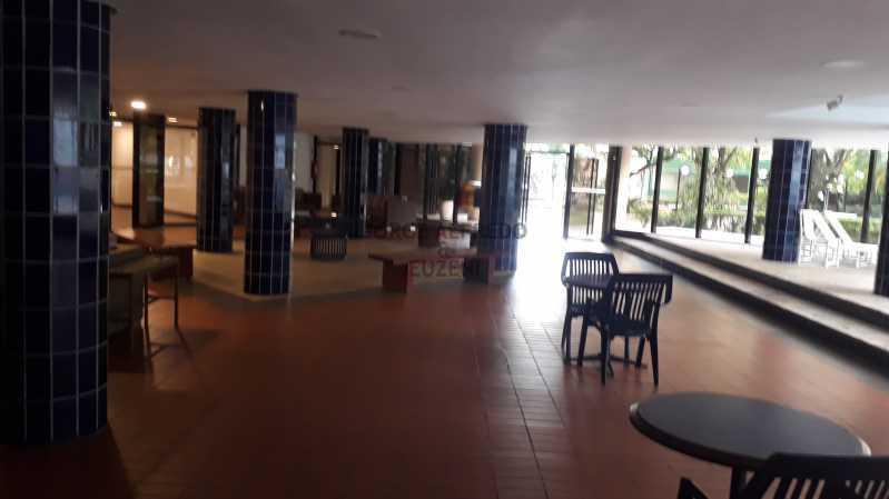 Bar da Piscina - Apartamento 4 quartos à venda Indianópolis, São Paulo - R$ 1.540.000 - JAAP40034 - 4