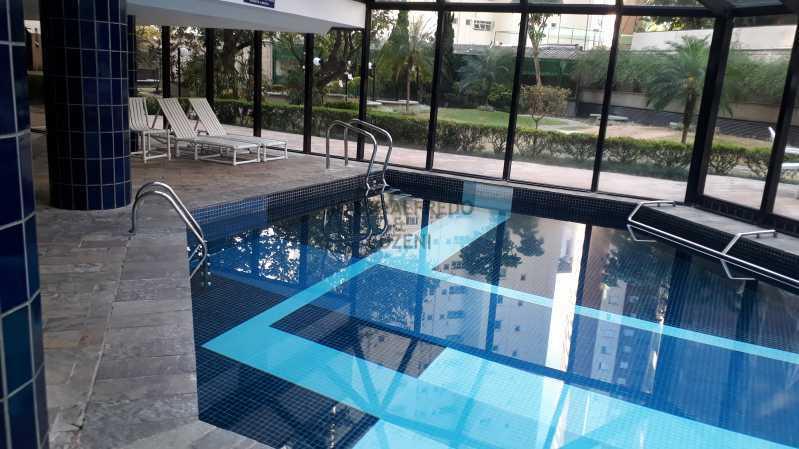 Hidroginástica - Apartamento 4 quartos à venda Indianópolis, São Paulo - R$ 1.540.000 - JAAP40034 - 1