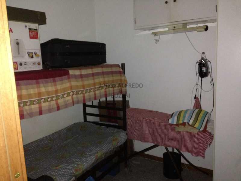 16 quarto empregada - Vendo Condominio Lagoa Stylus - Avenida Lineu de Paula Machado 3 quartos . Oportunidade!! - JAAP30080 - 17