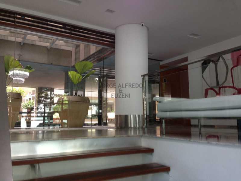 21 lobby - Vendo Condominio Lagoa Stylus - Avenida Lineu de Paula Machado 3 quartos . Oportunidade!! - JAAP30080 - 22