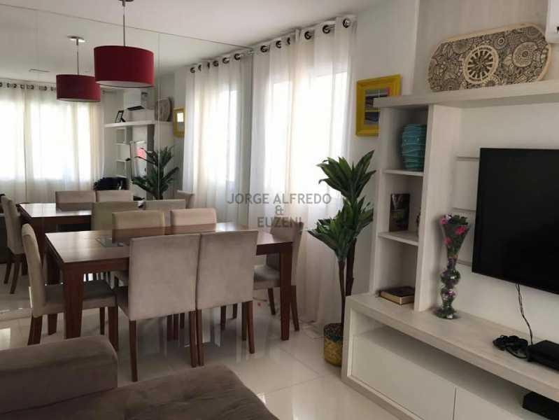 WhatsApp Image 2021-06-15 at 1 - Casa em Condomínio 3 quartos à venda Recreio dos Bandeirantes, Rio de Janeiro - R$ 1.290.000 - JACN30044 - 7