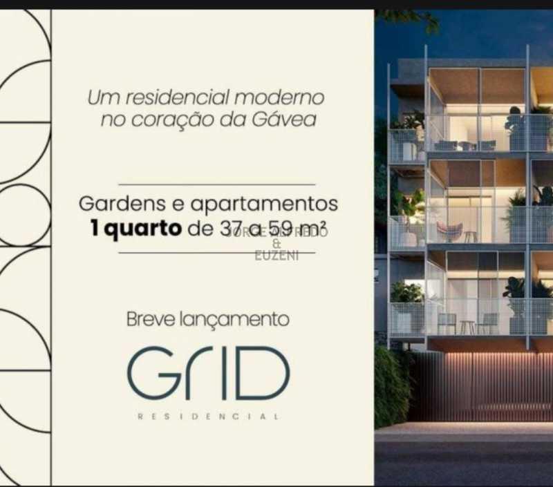 WhatsApp Image 2021-07-12 at 1 - Apartamento 1 quarto à venda Gávea, Rio de Janeiro - R$ 835.634 - JAAP10025 - 1