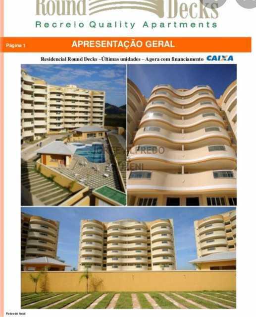 WhatsApp Image 2021-09-16 at 1 - Apartamento 1 quarto à venda Recreio dos Bandeirantes, Rio de Janeiro - R$ 365.000 - JAAP10026 - 1