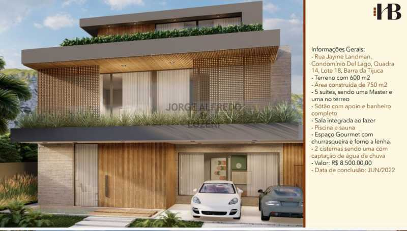 WhatsApp Image 2021-09-21 at 1 - Casa condomínio Mansões - JACN50019 - 1