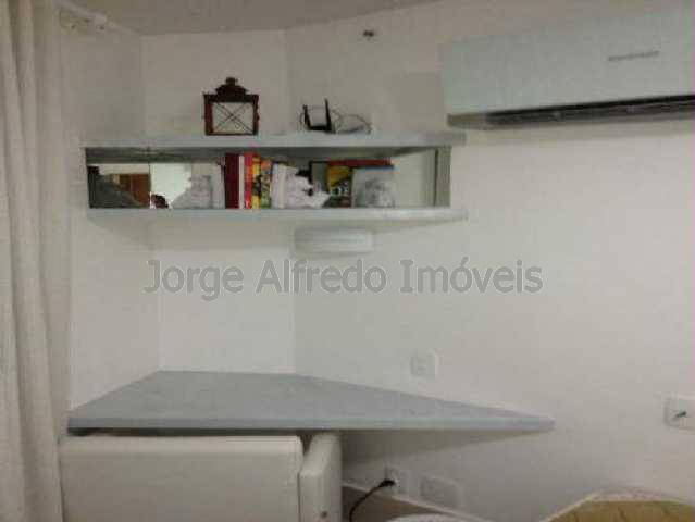 EA1000305FOTO5 - Flat à venda Estrada do Pontal,Recreio dos Bandeirantes, Rio de Janeiro - R$ 670.000 - JAFL10008 - 4
