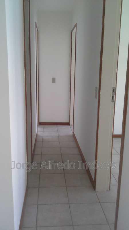 Corredor - Apartamento à venda Avenida Genaro de Carvalho,Recreio dos Bandeirantes, Rio de Janeiro - R$ 660.000 - JAAP20010 - 7