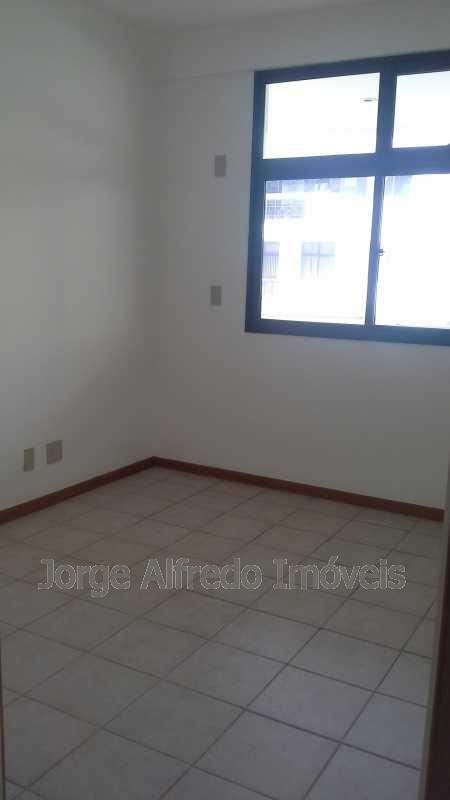 Quarto 1 - Apartamento à venda Avenida Genaro de Carvalho,Recreio dos Bandeirantes, Rio de Janeiro - R$ 660.000 - JAAP20010 - 8
