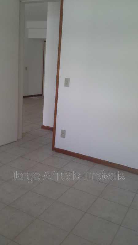 Quarto 1 - Apartamento à venda Avenida Genaro de Carvalho,Recreio dos Bandeirantes, Rio de Janeiro - R$ 660.000 - JAAP20010 - 9