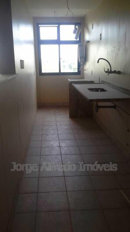 Cozinha - Apartamento à venda Avenida Genaro de Carvalho,Recreio dos Bandeirantes, Rio de Janeiro - R$ 660.000 - JAAP20010 - 15
