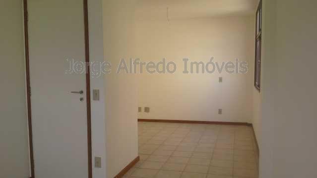 Quarto - Apartamento à venda Avenida Genaro de Carvalho,Recreio dos Bandeirantes, Rio de Janeiro - R$ 730.000 - JAAP20011 - 7
