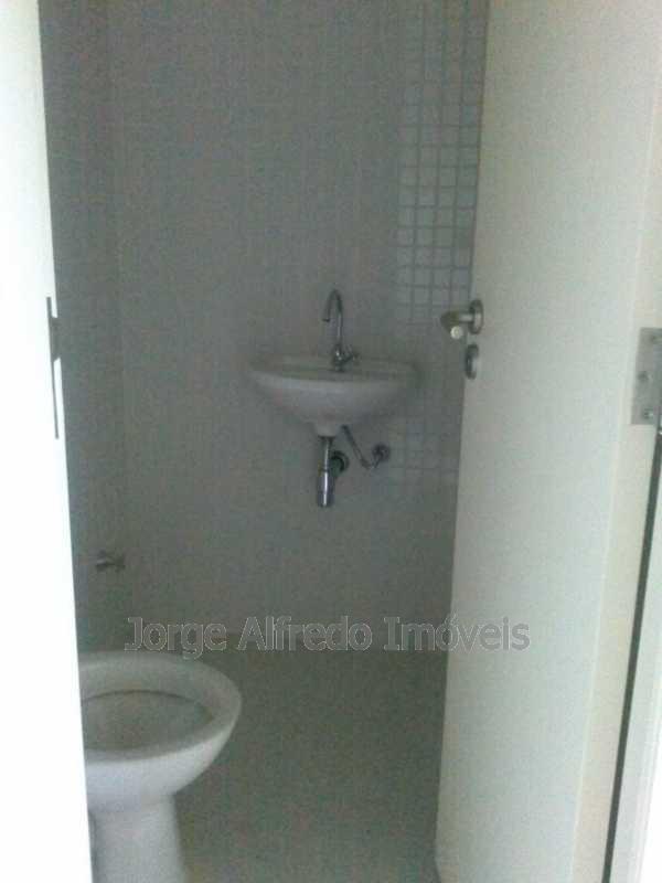 Banheiro - Sala comercial no BARRA BUSINESS - JASL00002 - 6