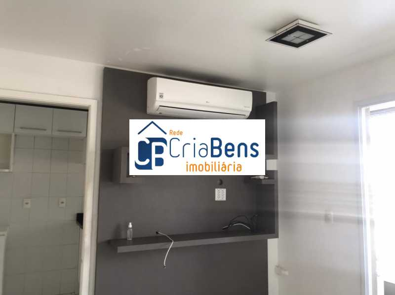 2 - Apartamento 3 quartos à venda Cachambi, Rio de Janeiro - R$ 390.000 - PPAP30084 - 3