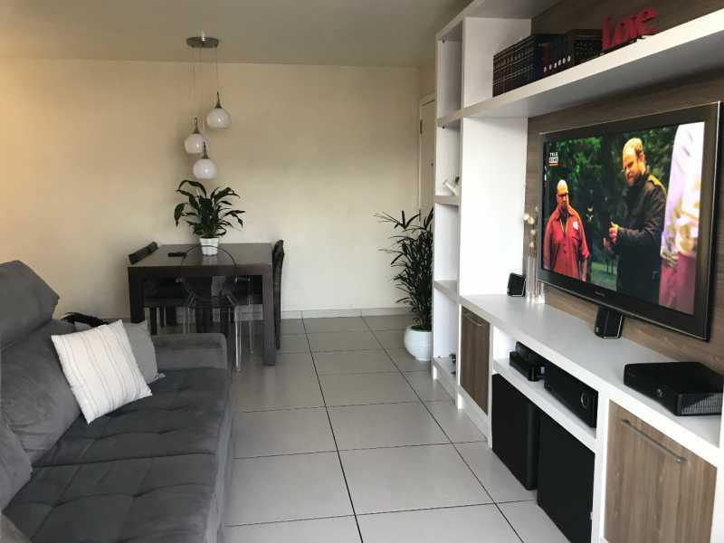 2 - Apartamento 3 quartos à venda Cachambi, Rio de Janeiro - R$ 490.000 - PPAP30086 - 3