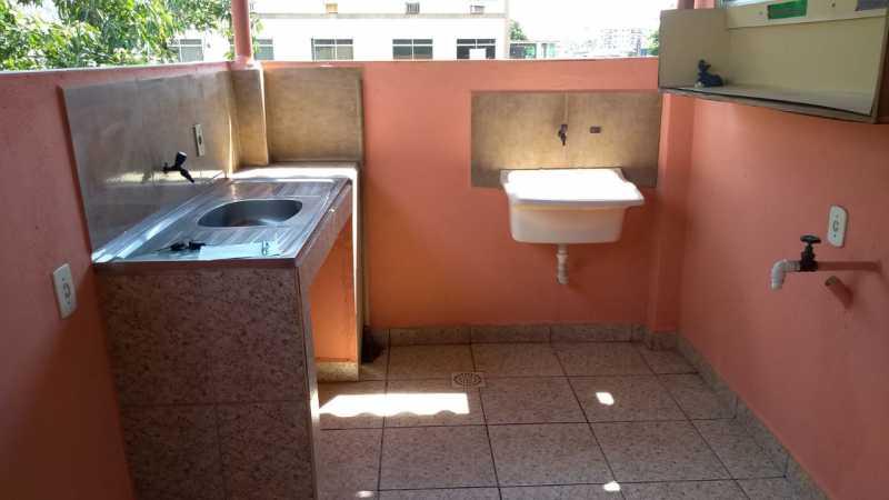 11 - Apartamento 2 quartos à venda Quintino Bocaiúva, Rio de Janeiro - R$ 350.000 - PPAP20338 - 12