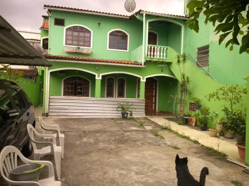 1 - Casa 4 quartos à venda Pavuna, Rio de Janeiro - R$ 250.000 - PPCA40032 - 1