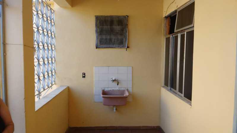 5 - Casa 2 quartos à venda Abolição, Rio de Janeiro - R$ 630.000 - PPCA20143 - 6