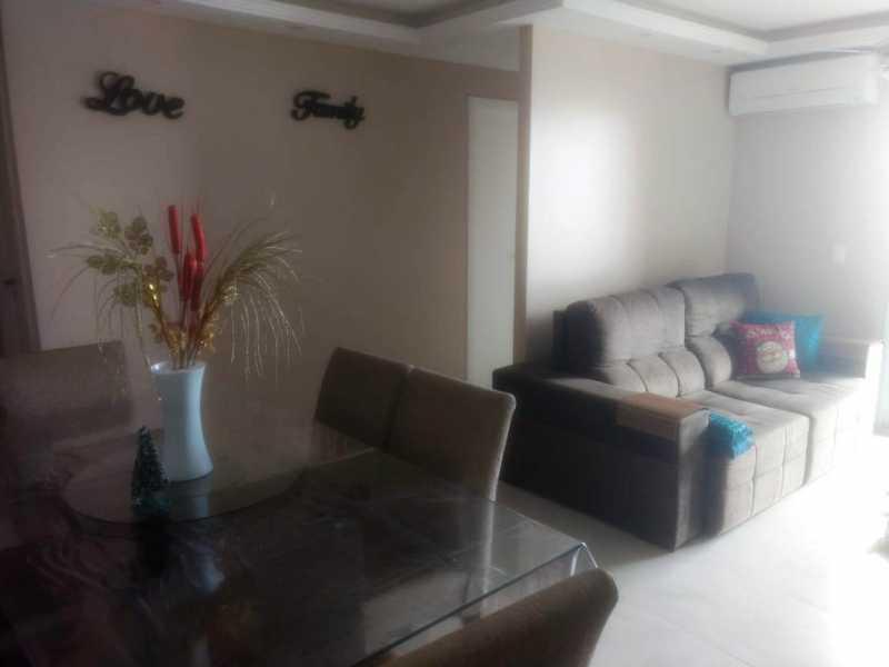 1 - Apartamento 3 quartos à venda Cachambi, Rio de Janeiro - R$ 530.000 - PPAP30099 - 1