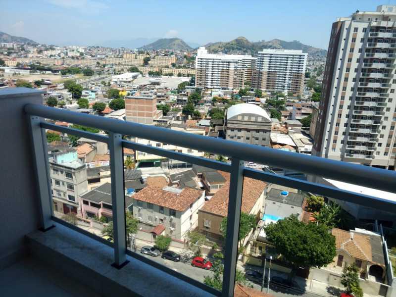 3 - Apartamento 2 quartos à venda Todos os Santos, Rio de Janeiro - R$ 320.000 - PPAP20350 - 4