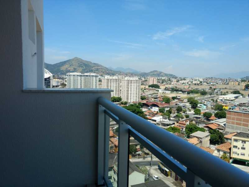4 - Apartamento 2 quartos à venda Todos os Santos, Rio de Janeiro - R$ 320.000 - PPAP20350 - 5