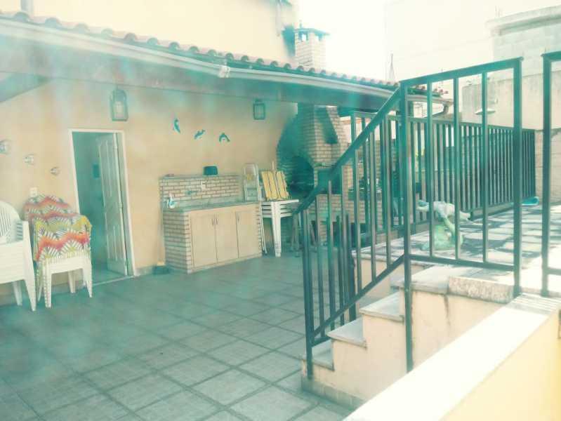 6 - Casa 3 quartos à venda Cachambi, Rio de Janeiro - R$ 680.000 - PPCA30087 - 7