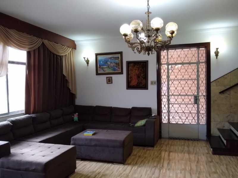 1 - Casa 5 quartos à venda Engenho de Dentro, Rio de Janeiro - R$ 1.100.000 - PPCA50009 - 1